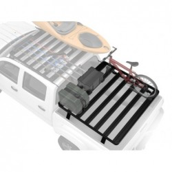 Galerie de benne aluminium 1255x1560mm Slimeline II Front Runner pour pick-up