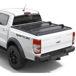 Ford Ranger Raptor Mountain Top Roll Noir
