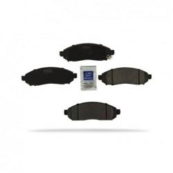 Nissan Navara D40/Pathfinder  Plaquettes de frein avant