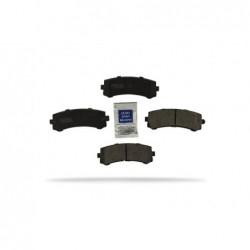 Nissan Patrol GR Y61 4.8L Plaquettes de frein avant