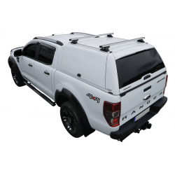 Hardtop Alpha CMX avec portes latérales Ford Ranger 2012-2019