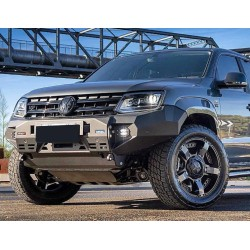 Pare-chocs avant aluminium Rival pour Volkswagen Amarok
