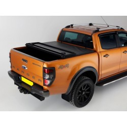 Couvre benne souple et repliable Ford Ranger Double-Cabine 2012-2020