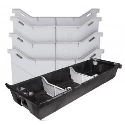 Séparateurs ou arrêt de charge pour tiroirs système Decked