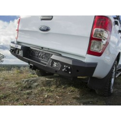 Pare-chocs arrière aluminium Rival pour Ford Ranger