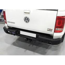 Pare-chocs arrière aluminium Rival pour Volkswagen Amarok