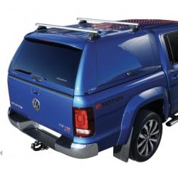 Hardtop Alpha CMX 3 ouvrants Volkswagen Amarok 2010-2020
