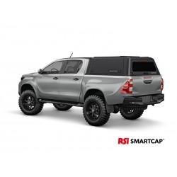 Hardtop RSI SmartCap EVOa Adventure pour Toyota Hilux 2016-2021