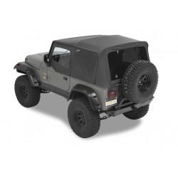 Bâche de remplacement Supertop NX Bestop Jeep Wrangler YJ