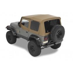 Bâche de remplacement Supertop NX Bestop Spice Jeep Wrangler YJ