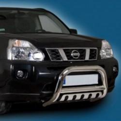 "Bullbar EC ""A"" avec traverse et essieu - Nissan X-Trail"