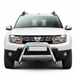 "Bullbar EC ""A"" barre avec barre transversale Dacia Duster 2010 - 2018"