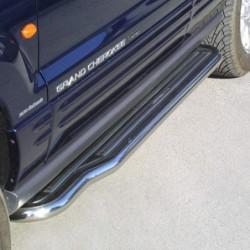 Jeep Gd Cherokee WJ ‹ 2005 Marche pieds Plats