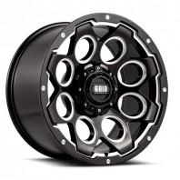 Jante aluminium Off-Road Grid GD8 Gloss Black Milled