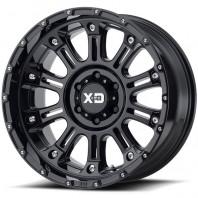 Jante aluminium KMC XD829 Hoss Gloss Black