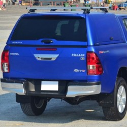 Hardtop Alpha CMX 3 ouvrants pour Toyota Hilux Revo
