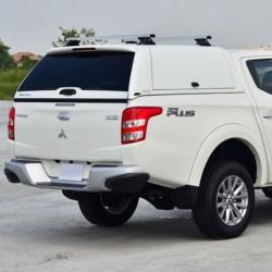 Hardtop Alpha CMX 3 ouvrants pour Mitsubishi L200 2015-2020