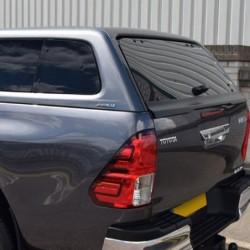 Hardtop vitré Aeroklas Toyota Hilux 2016-2021