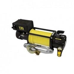 Treuil TJM Torq 9500 4,3 tonnes 12 volts avec corde synthétique