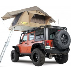 Galerie Smittybilt Overlander SRC Roof Rack JK JL