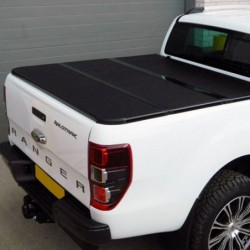 Couvre benne repliable 3 volets pour Ford Ranger Double Cabine 2012-2020