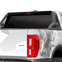 Roll Bar acier modulaire Addictive Desert pour Ford Ranger 2019-2021