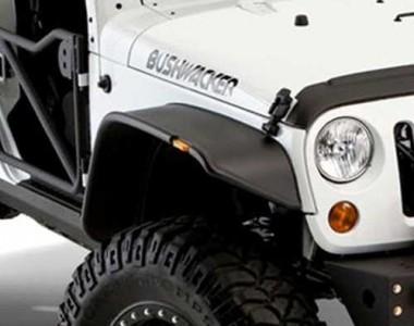 Extensions d'ailes Jeep JK