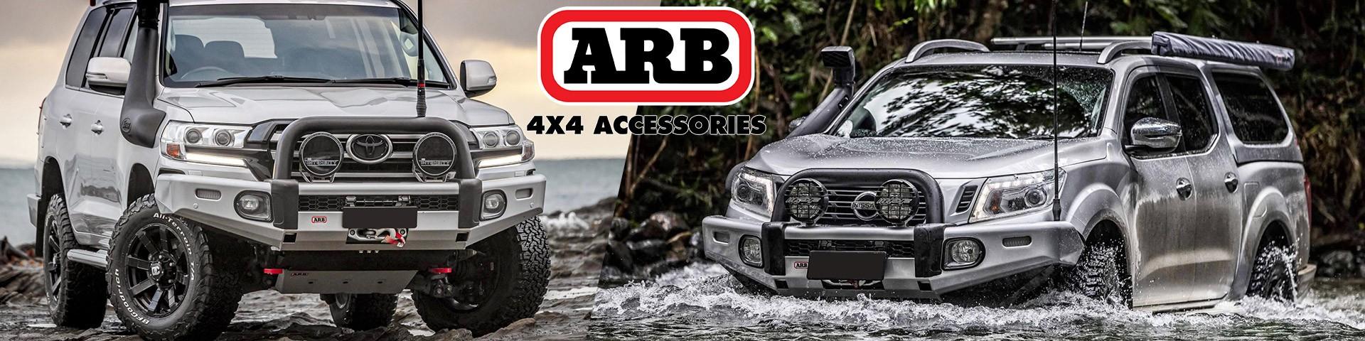 Accessoires4x4, les nouveautées :  ARB Accessoires