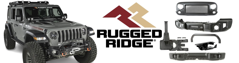 Accessoires4x4, les nouveautées :  Accessoires RuggedRidge