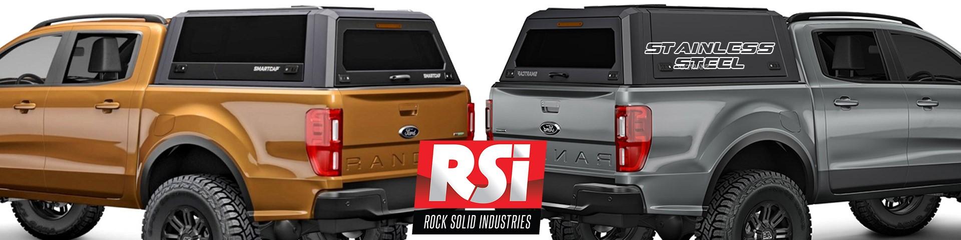 Accessoires4x4, les nouveautées :  Hardtop RSI Smartcap